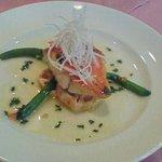 プチラパン - お魚料理