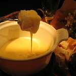 chez MACIO - 特製チーズフォンデュ