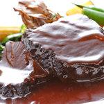 プランシエル - 料理写真:和牛ほほ肉の赤ワイン煮込み