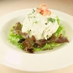 ラ・ベルデ - アボカドと鶏ささみのサラダ仕立て