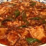 中国菜 オイル - 料理写真:ランチ麻婆豆腐