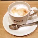 ドトールコーヒーショップ - カフェラテM(ホット)