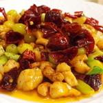 登龍 - 辣鶏子丁