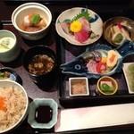 日本料理 華雲 - 華美人ランチ