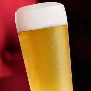 【厳選生ビール】おいしいビールをどうぞ