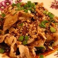 四川家庭料理 珍々-蒜泥白肉