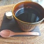 茶ノ木カフェ - 珈琲(単品なら450円)
