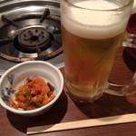 26009749 - 生ビール(490円)
