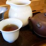 2601532 - 黒茶