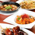 北京亭 - お好きな料理を2品選べるフリーオーダーメニィー 大好評!!