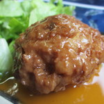 鎌倉将元 - 豆腐とつくねの揚げ団子