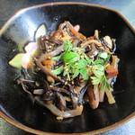 鎌倉将元 - ひじきの五目煮