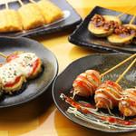 串串 - 宴会にも最適な料理が豊富!