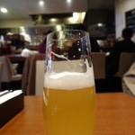 東京ライス - ヒューガルデン ホワイト