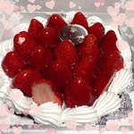 大坂屋菓子店 - 料理写真:いちごタルト♡
