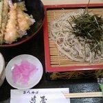 竹屋 - 天丼と二八そば