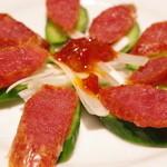 廣義隆 - 料理写真:腸詰