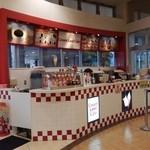 クリームランドカフェ - 店内の雰囲気