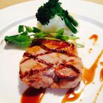 坂の上レストラン - ランチ お肉料理
