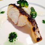 坂の上レストラン - ランチ お魚料理
