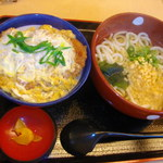得得 - 料理写真:カツ丼ランチ