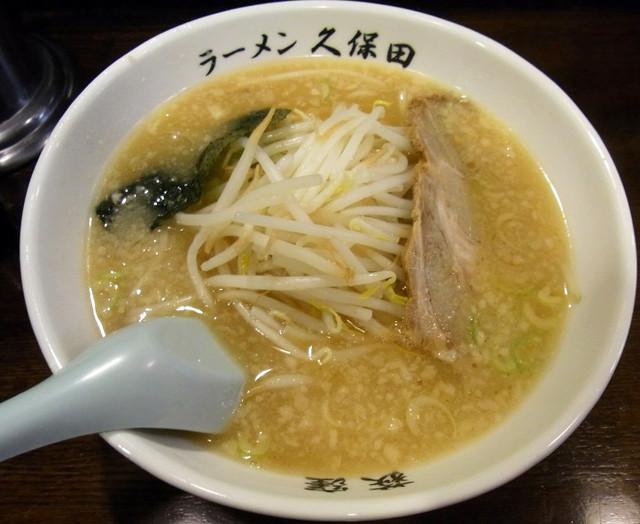 ラーメン久保田 - 中華そば 650円