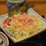 旬菜和食 夢咲屋 - サラダ