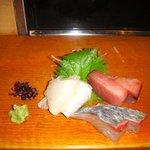 菊寿し - お刺身
