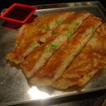 せをりぃ - 明太子チーズチヂミ