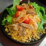 せをりぃ - 豚玉キムチ炒飯