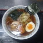 和食 たかむら - 内観写真:しょうゆラーメン