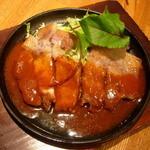 せをりぃ - 石上豚シャリアピンステーキ