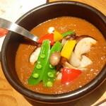 せをりぃ - 焼き野菜カレー