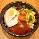 せをりぃ - ロコモコ丼