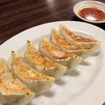 四川料理 昇龍 - 焼き餃子