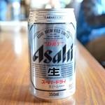 26021823 - 缶ビール 600円。