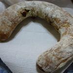 パンやきどころ RIKI - マスカルポーネと大納言 ¥220+税