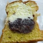 パンやきどころ RIKI - 生クリームと粒あん