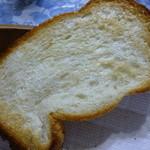 パンやきどころ RIKI - 山食1斤6枚切 ¥200+税