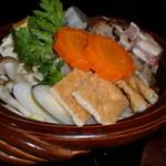 青木鮮魚店 - お鍋