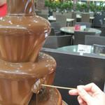 ワールドビュッフェ - たまには、あま~い「チョコ」でリラックス♪