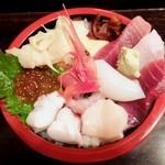26026546 - ちらし寿司大盛1,100円