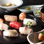 ヒルトン福岡シーホーク - 料理写真:寿司割烹ともづな
