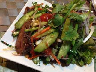 カリン ダイニング - 牛肉サラダ