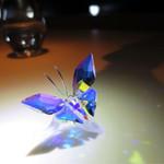 BAR PARTAGE - スワロフスキーの蝶