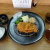 がんち - 料理写真:ヒレカツ定食1300円