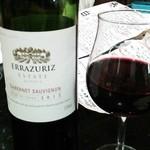26029272 - 赤ワイン♪