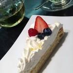 カフェ コムサ - フロマージュブラン