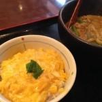 富貴堂 - 玉子丼