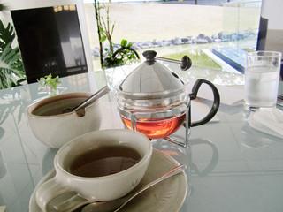 カフェ フルール - 紅茶【14.3月】